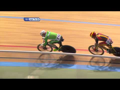 Mens Scratch Race Final Edit -  2014 Track World Championships, Cali, Colombia