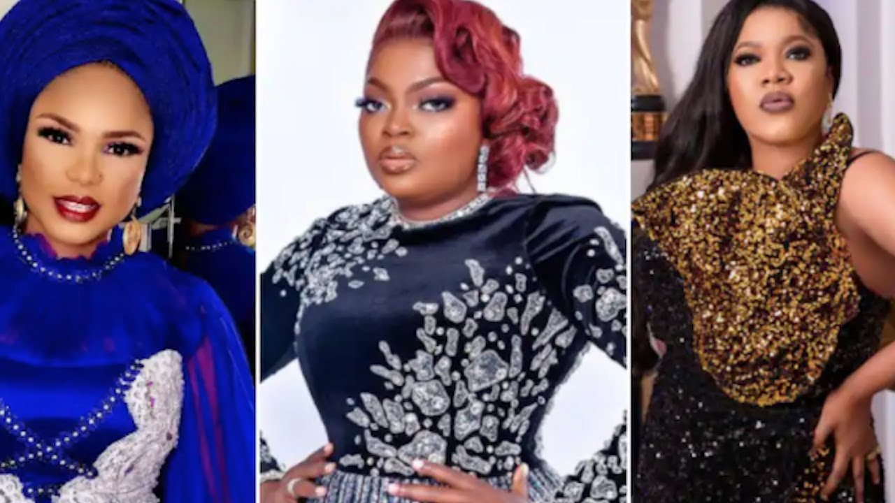 Download ESABOD REACTS AS IYABO OJO BLASTS FUNKE AKINDELE, ACCUSES HER OF PAYING BLOGS TO CONDEMN TOYIN MOVIE