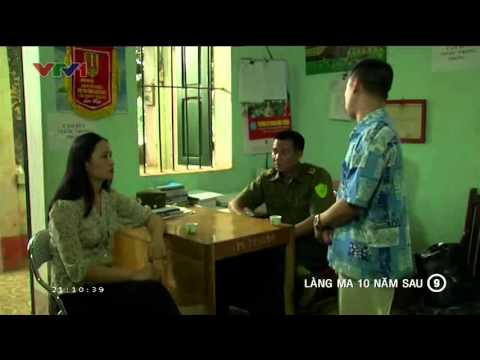 Làng Ma 10 Năm Sau Tập 9 Full - Phim Việt Nam - Xem Phim Lang Ma 10 Nam Sau Tap 9 Full