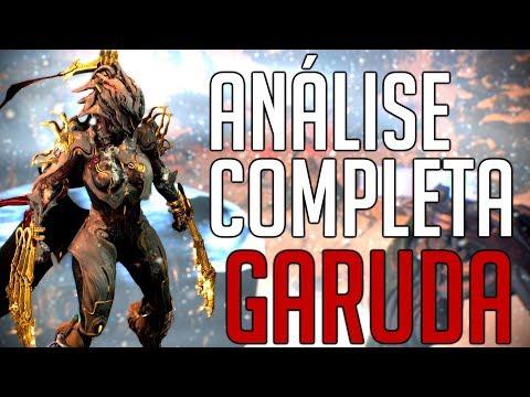 GARUDA: Análise COMPLETA e BUILD Tank/Dano/Debuff | WARFRAME FORTUNA thumbnail