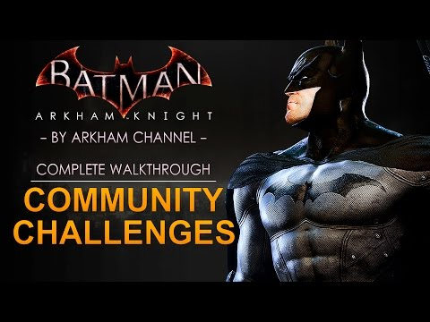Batman: Arkham Knight – Crime Fighter Challenge Pack #6