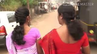 Kannada girl headshave
