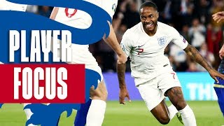 Sterling Shines Again in Three Lions Win & Gives Boots to Fan! | BT Player of the Match | England