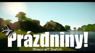 2013 cmm vysvědčen a przdniny   česk minecraft sketch skeč cz hd