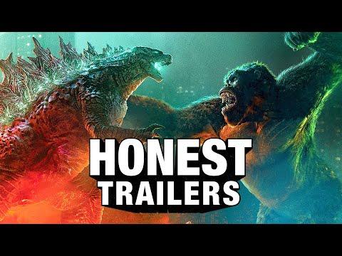 Honest Trailers   Godzilla vs. Kong - Видео онлайн
