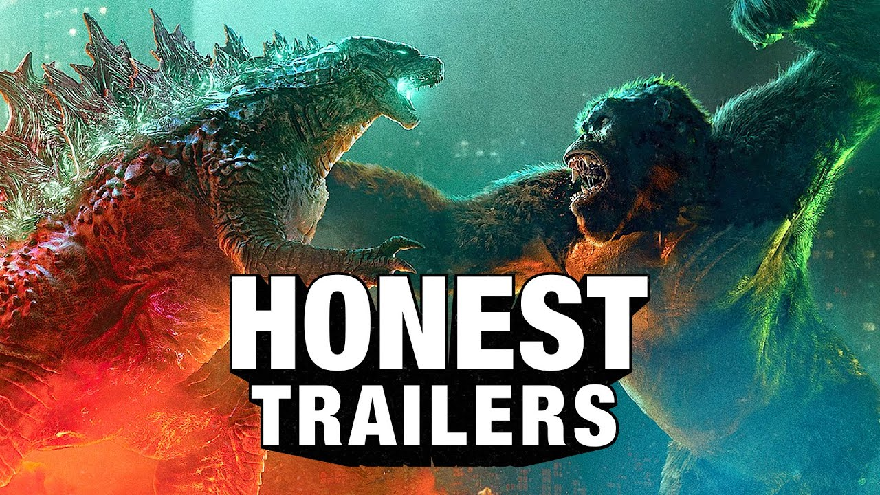 Honest Trailers | Godzilla vs. Kong