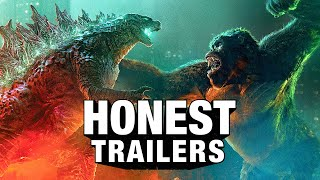 Remolques honestos | Godzilla contra Kong