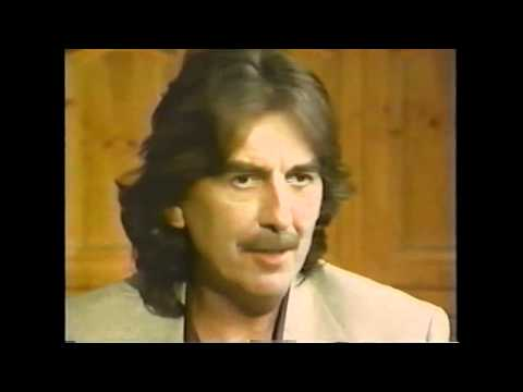 George Harrison Interview In Concert Profile Live in Japan Tour 7/7/92
