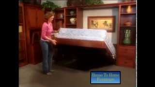 Wall Beds At House To Home Furniture