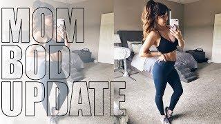 Postpartum Update | Weight, Diet, Fitness