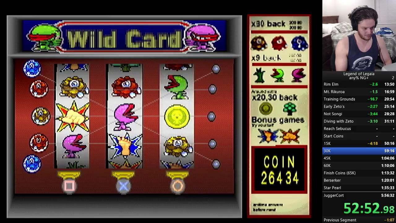 Legend Of Legaia Slot Machine T