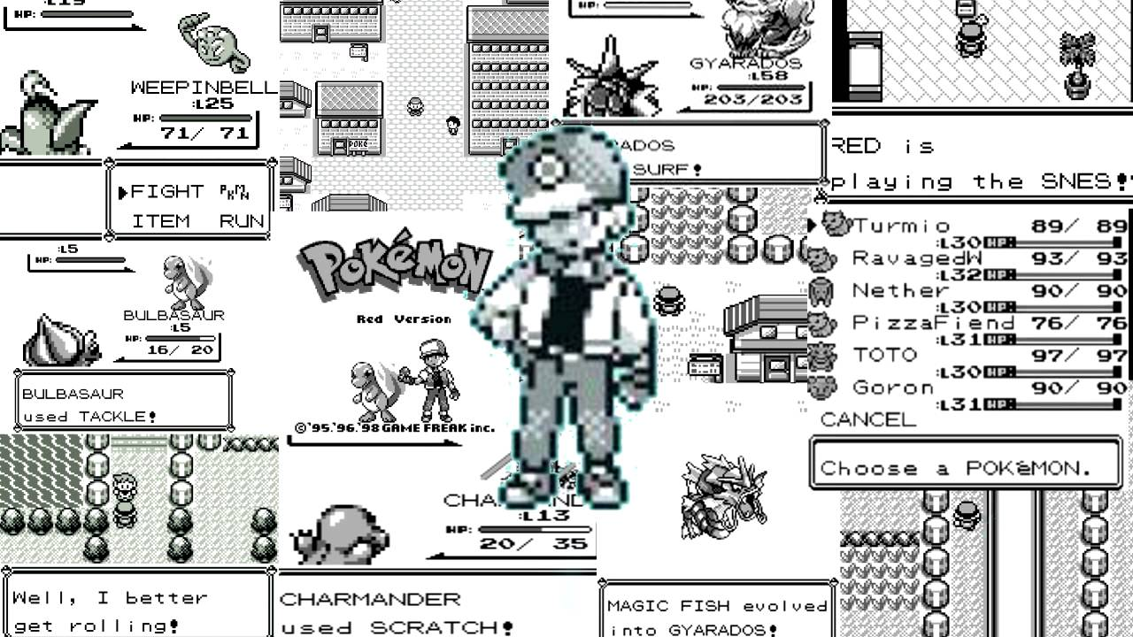Pokémon red and blue: prima's official strategy guide bulbapedia.