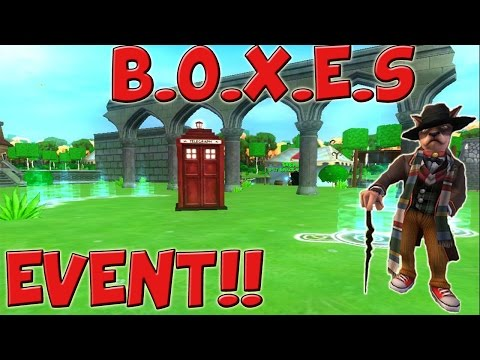 Wizard101 The Telegraph B.o.x.e.s