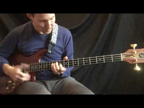 Bass Jam - Funky Slap Bass
