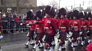 Remembrance Day Parade 2012, Ottawa, Canada.