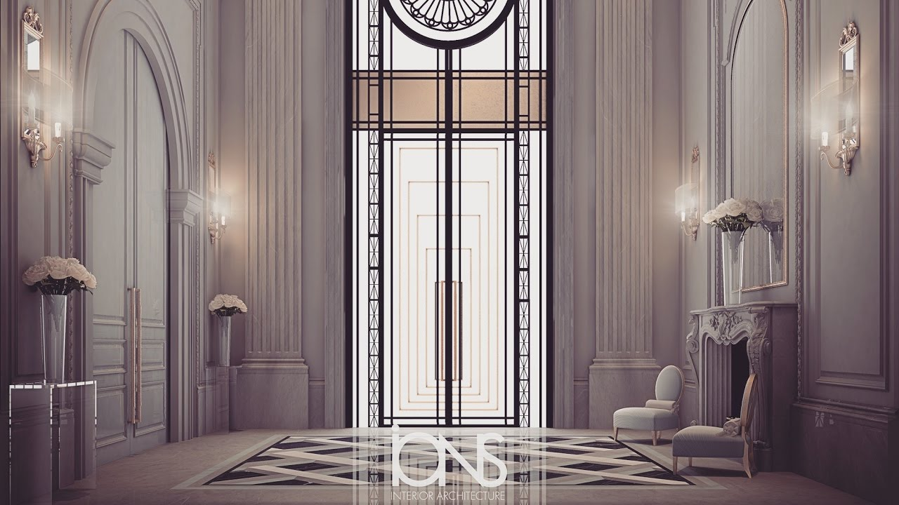 Ions Interior Design Dubai ions design | lobby design | vip palace | uae