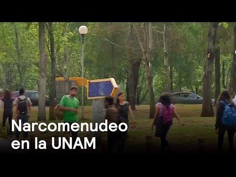 13 detenidos por narcomenudeo en la UNAM durante el 2017 - Despierta con Loret