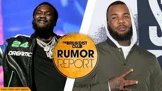 The Game Squashes Beef with Meek Mill