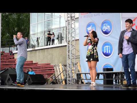 БайкаМоторШоу 2015, песня про Байкал