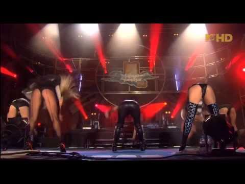 Pussycat Dolls - When I Grow Up (Live Malaga)