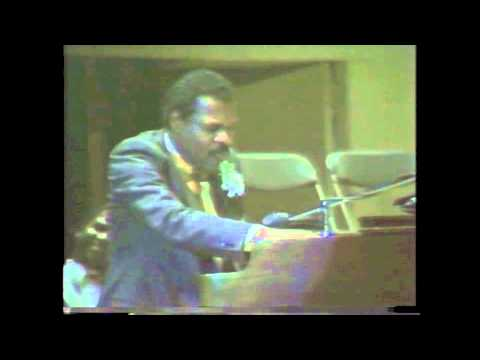 "Billy Preston Live - ""Amazing Grace"""