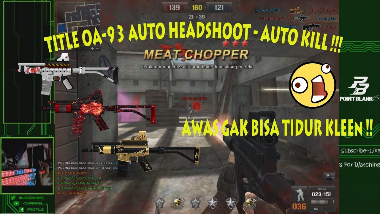 Title Oa 93 Tersakti Auto Headshoot Auto Kill Point