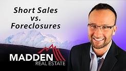 Alaska Real Estate Agent: Short sales vs. foreclosures