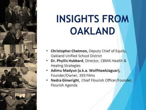 CBMA Promise of Place Webinar: Oakland