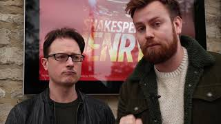 Dom Brewer and Iwan Lewis | #TalkShakespeare Introduction