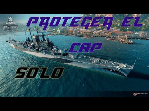 Des Moines! Perfecto protector - Gameplay #32 | World of Warships