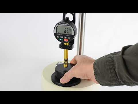Hockey Puck Hardness Test Checkline.com Durometer Hardness Testing
