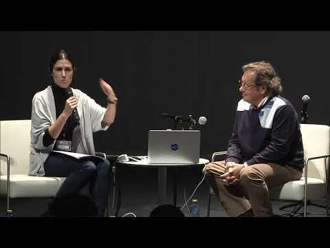 Entrevista a Santiago Eraso, Xornadas HIPERESPAZOS. A Coruña, 21/11/2017