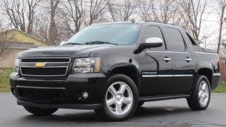 2009 Chevy Avalanche LTZ 4X4 SOLD!!!