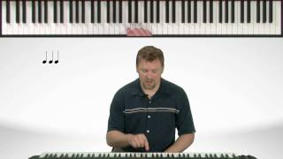 Counting Half Notes - Fun Piano Theory Lessons