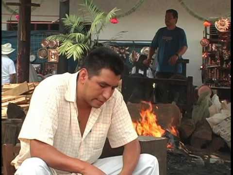 """Raíces de Michoacán """"Santa Clara del Cobre"""""""