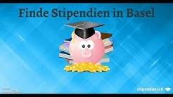 Stipendien in Basel-Stadt und Basel-Land