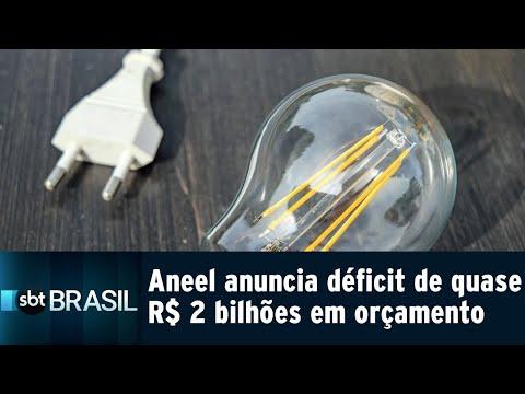Consumidores vão pagar quase R$ 2 bilhões para cobrir déficit do setor elétrico | SBT Brasil (04/09)