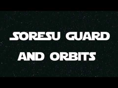Soresu basics: Horizontal orbits, guards, and the third orbit