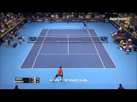 HD. Andy Murray vs Tom robredo. ATP open Valencia final