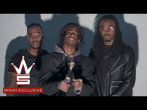 "Houdini Feat. J Neat ""Backseat"" (WSHH Exclusive - Official Music Video)"