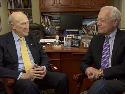 Face The Nation with Bob Schieffer - Face to Face with Sen. Alan Simpson