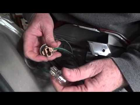 How To Change The Light Bulb In A Subaru Legacy And