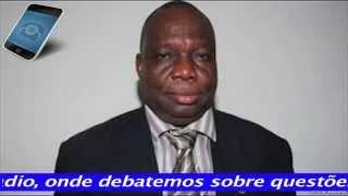 Dr. Makuta Nkondo - Analisa o Estado Actual da Politica Angolana