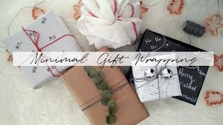 DIY GIFT WRAPPING IDEAS | Wrapping Your Christmas Presents