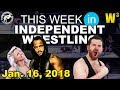 British Wrestling Scandal! Ricochet, LeRae & More WWE-Bound! | This Week in Independent Wrestling