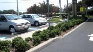 № 957 США Бибилиотека Orlando Женщина-инвалид Флорида