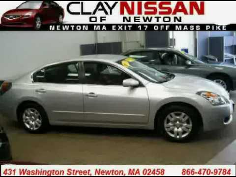 Clay Nissan Newton >> Used Nissan Altima 2009 Located In At Clay Nissan Newton