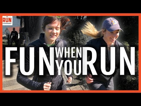 How To Make Running Fun 4 Tips!