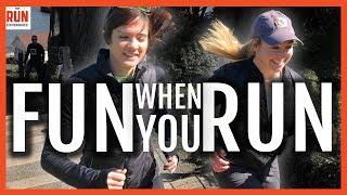 How To Make Running Fun - 4 Tips!