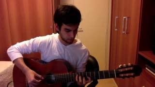 Everytime We Touch (Cascada) - Fingerstyle Guitar
